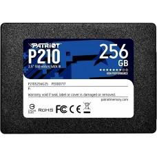"""Твердотельный накопитель PATRIOT SSD P210 256Gb SATA-III 2,5"""" P210S256G25"""