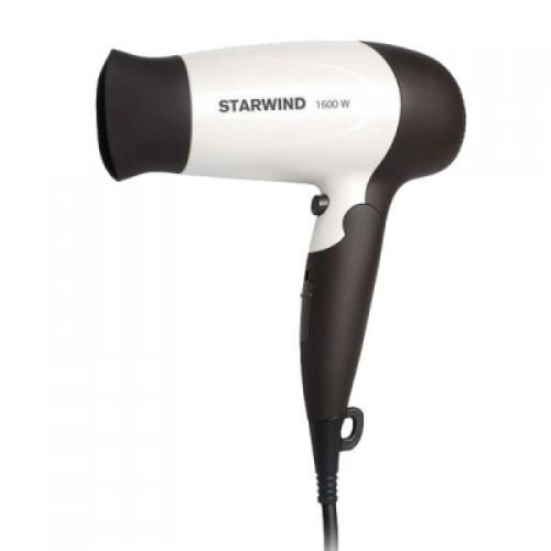 Фен Starwind SHT4517 темно-коричневый/белый 1600Вт