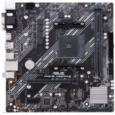 Материнская плата Asus PRIME A520M-E Soc-AM4 AMD A520 2xDDR4 mATX AC`97 8ch(7.1) GbLAN RAID+VGA+DVI+HDMI