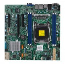 Материнская Плата SuperMicro MBD-X11SRM-VF-O Soc-2066 iC422 mATX 4xDDR4 8xSATA3 SATA RAID i210 2хGgbEth Ret