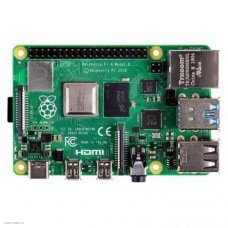Микрокомпьютер Raspberry Pi 4 Model B 4Gb (44589 / RA545)