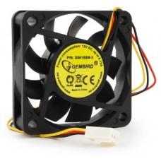 Вентилятор для корпуса Gembird D6015SM-3