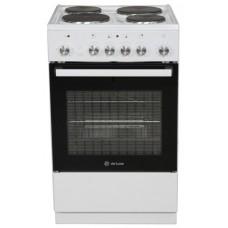 Электрическая плита De Luxe 5004.16э белый