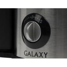 Соковыжималка Galaxy GL0806, черный/серебро