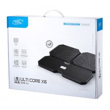 Подставка для ноутбука Deepcool MULTI CORE X6 (MULTICOREX6) 15.6