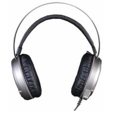 Наушники с микрофоном A4 Bloody G520S серый 2м мониторные USB оголовье (G520S)