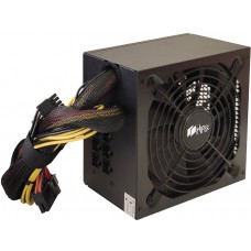 Блок питания HIPER HPB-800SM (ATX 2.31, 800W, ActivePFC, 140mm fan, Semi-modular, Black), 80+, BOX HPB-800SM
