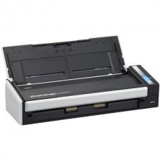 Мобильный документ сканер А4 FUJITSU ScanSnap S1300i, двухсторонний, 12 стр/мин, автопод. 10 листов, USB 2.0 PA03643-B001
