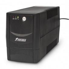 ИБП POWERMAN Back Pro 600I PLUS IEC320, линейно-интерактивный, 600ВА, 360Вт, 4 IEC C13 с резервным питанием, USB, батарея 12В 7 Ач 1 шт.,  298мм х 101мм х 142мм, 4.8 кг. POWERMAN Back Pro 600I Plus (IEC320)