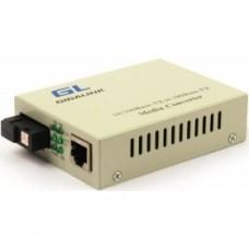 Конвертер GIGALINK GL-MC-UTPF-SC1F-18SM-1310-N
