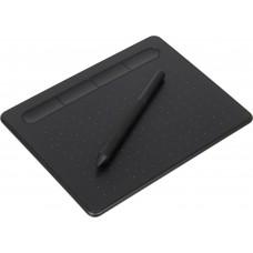 Графический планшет Wacom Intuos S CTL-4100K-N USB черный