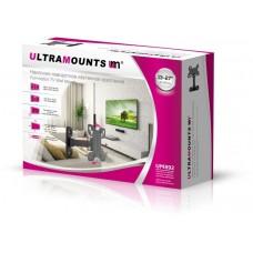 Кронштейн для телевизора Ultramounts UM 892 черный 13