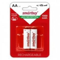Батарейки Smartbuy AA/2BL 1000 mAh (24/240) (SBBR-2A02BL1000, шт