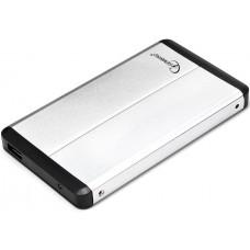 Внешний корпус для HDD Gembird EE2-U3S-5-S Silver
