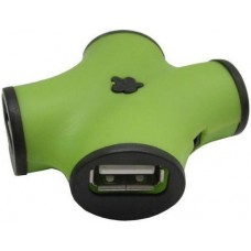 USB-концентратор CBR CH-100 Green