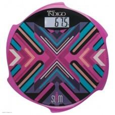 Напольные весы SCARLETT IS-BS35E601, до 150кг, цвет: пурпурный [is - bs35e601]