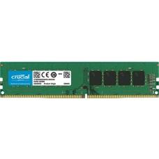 Память оперативная Crucial 4GB DDR4 2666 MT/s (PC4-21300) CL19 SR x16 Unbuffered DIMM 288pin