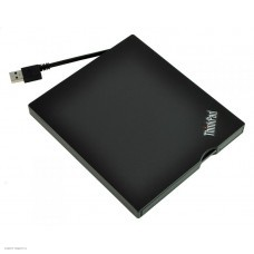 Привод оптический Lenovo Slim USB DVD Burner 4XA0E97775