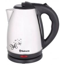 Чайник SAKURA SA-2135S 1,8л.) нерж.д