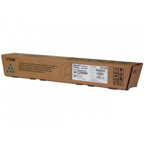 Тонер-картридж тип MPC2503H Ricoh Aficio MP C2003SP/C2503SP/C2003ZSP Cyan (841928)