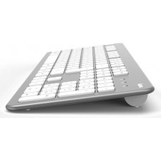 Комплект клавиатура + мышь HAMA KMW-700 Silver (R1182677)