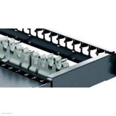 Держатель кабеля д/патч-панелей Schneider Electric Actassi 19-C, 4 шт