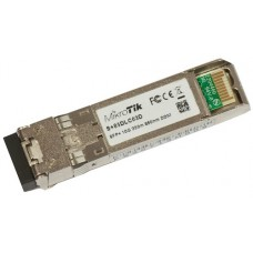Модуль MikroTik SFP+ 10G MM 300m 850nm Dual LC-connector