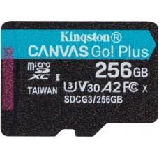 Карта памяти 256Gb MicroSD Kingston Class 10 (SDCG3/256GBSP)