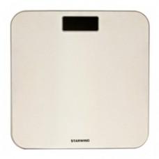 Напольные весы STARWIND SSP6010, до 180кг, цвет: серебристый