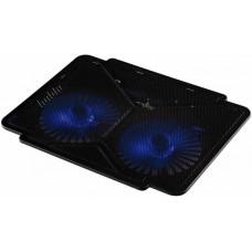 Охлаждающая подставка для ноутбука Buro BU-LCP140-B214