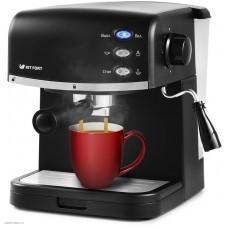 Кофеварка KITFORT КТ-718,  эспрессо,  черный