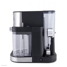 Кофемашина KITFORT КТ-703,  серебристый