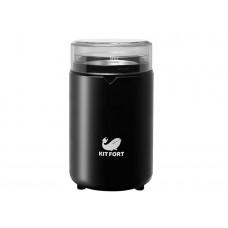 Кофемолка KITFORT КТ-1314,  черный