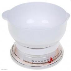 Кухонные весы First FA-6421 белый