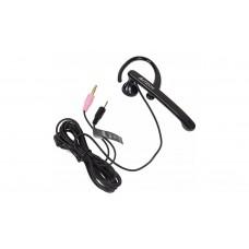 Наушники с микрофоном A4 Tech S-7-1 black