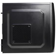 Корпус Aerocool Cs-102, mATX, без БП, 1 x USB2.0 + 1 x USB3.0, в комплекте 1 x 80 мм вентилятор