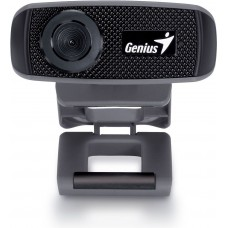Веб-камера Genius FaceCam 1000X V2, 1MP, HD 720P [32200003400/32200223101]