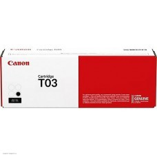 Тонер-картридж Canon Toner T03 (black) (2725C001)