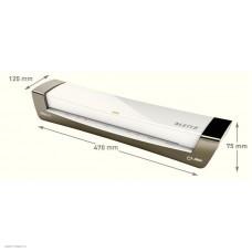 Ламинатор Leitz iLam Office серый (72530084) A3 (80-125мкм) 40см/мин (2вал.) лам.фото