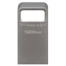 Флеш Диск USB Flash накопитель 128Gb Kingston DataTraveler Micro 3.1 (DTMC3/128GB)