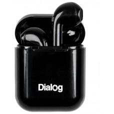 Беспроводные наушники Dialog ES-25BT Black