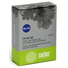 Картридж CACTUS CS-ML182, черный