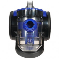 Пылесос BQ VC1604C Черный-Синий