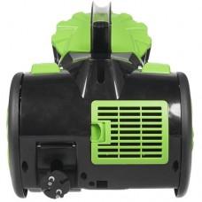 Пылесос BQ VC1604C Черный-Зеленый