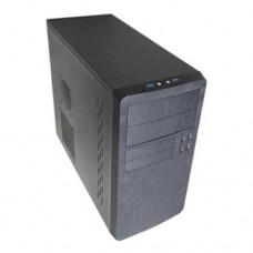 Корпус EXEGATE SP-415UP Black mATX UN500 EX277192RUS