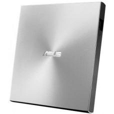 Привод DVD-RW Asus SDRW-08U9M-U серебристый