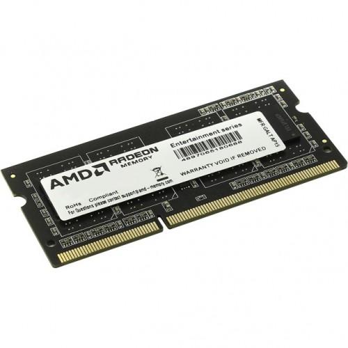 Модуль памяти SODIMM DDR3 SDRAM 8192 Mb AMD