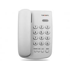 Проводной телефон TeXet TX-241 светло-серый