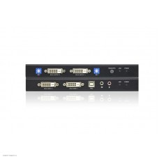 KVM-удлинитель ATEN DVI Dual View