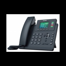 IP-телефон YEALINK SIP-T33P, 4 аккаунта, цветной экран, PoE, шт (замена SIP-T40P)